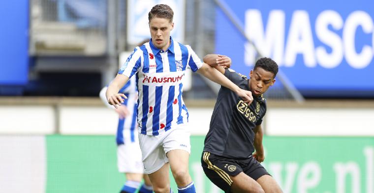 Jansen acht Veerman goed genoeg voor Ajax en PSV: 'Denk dat hij daar moet staan'