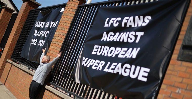 Fans van Liverpool stoppen met steun aan hun club: 'Ze hebben hun ziel verkocht'