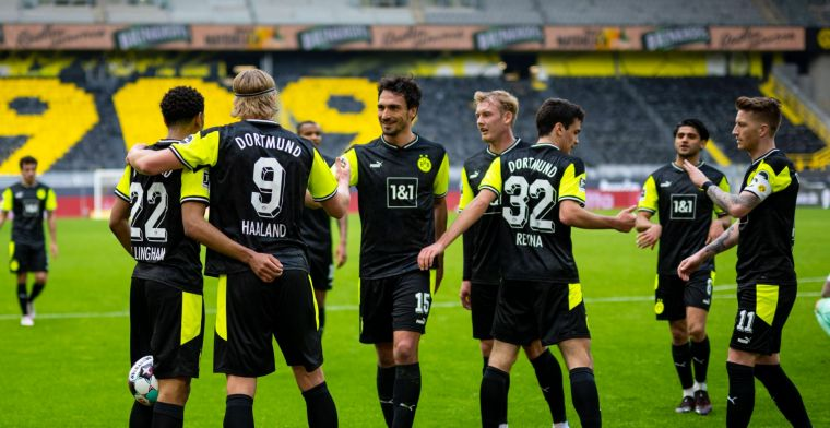 Dortmund en Bayern komen met statement: 'Keuren Super League af'