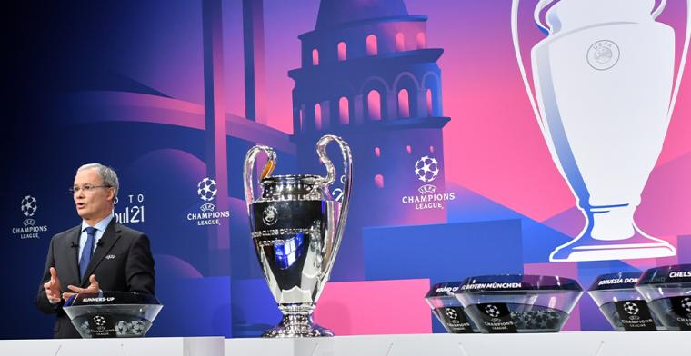 UEFA-bestuurslid is duidelijk: 'Deze clubs gaan vrijdag uit de Champions League'