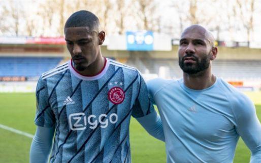 Haller deelt reden voor Ajax-transfer: 'Ik wist dat hij hier ook zou zijn'