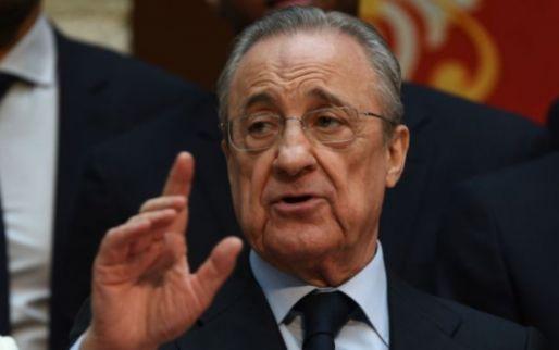 Pérez: 'Wie kan dit niet snappen, met de Super League redden we het voetbal'