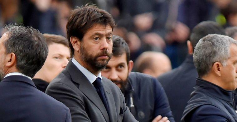 Serie A-voorzitters 'ziedend' door Agnelli: 'Wat verandert? We winnen al 80 jaar'