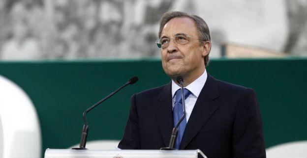 Pérez hekelt UEFA-dreigement: 'Hun monopolie is voorbij, zijn niet hun eigendom'