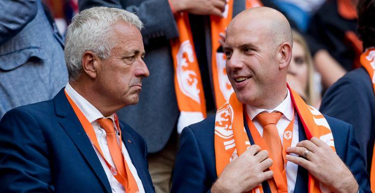 'Ik heb begrepen dat ook Van der Sar verrast is door deze Super League-wending'