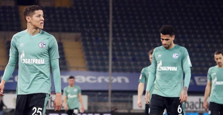 Hulpeloos Schalke daalt definitief af naar 2. Bundesliga, Bayern op Meister-koers