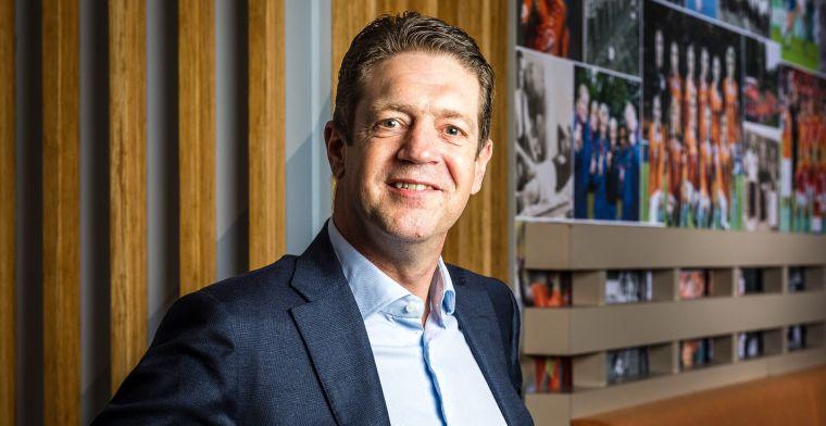 UEFA benoemt KNVB-voorzitter Spee: meteen aan de slag met Super League
