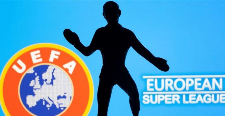 UEFA en lidstaten zijn kiezelhard: 'Wij zijn het Europese voetbal, zij niet'