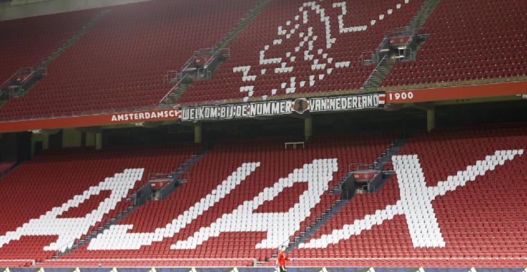 Ajax krijgt Deens toptalent op proef: 'Als de mogelijkheid er is, gaat hij erheen'