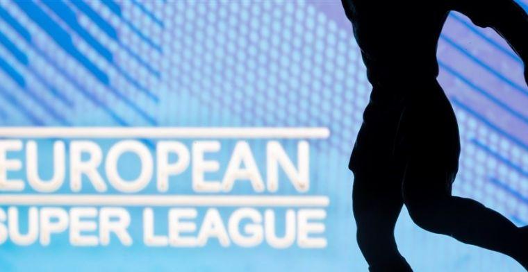 'Madrileense rechtbank bepaalt: UEFA mag Super League-clubs niet straffen'
