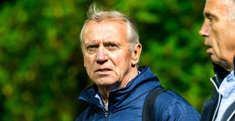'Van der Kuijlen verdient een vol stadion, maar ik ben blij dat het zo kan'