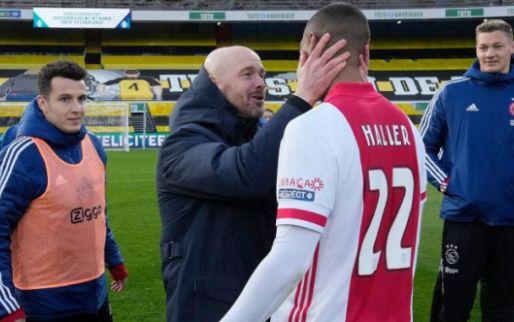 'Volgende club uit de Bundesliga denkt aan succesvolle Ajax-trainer Ten Hag'