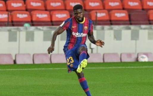 Barça-vertrek na vijf jaar lonkt voor Umtiti