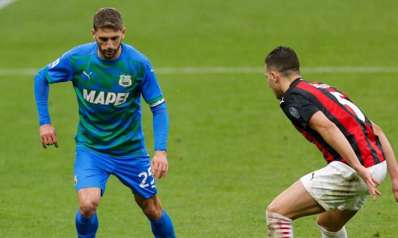 Afbeelding: Milan rolt rode loper uit voor Inter na nieuw puntenverlies in eigen stadion