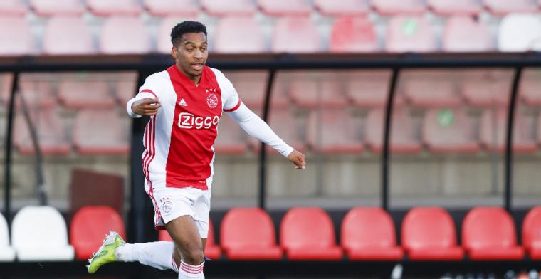 Ajax-contract van Q. Timber loopt af: 'Wordt de komende periode duidelijk'