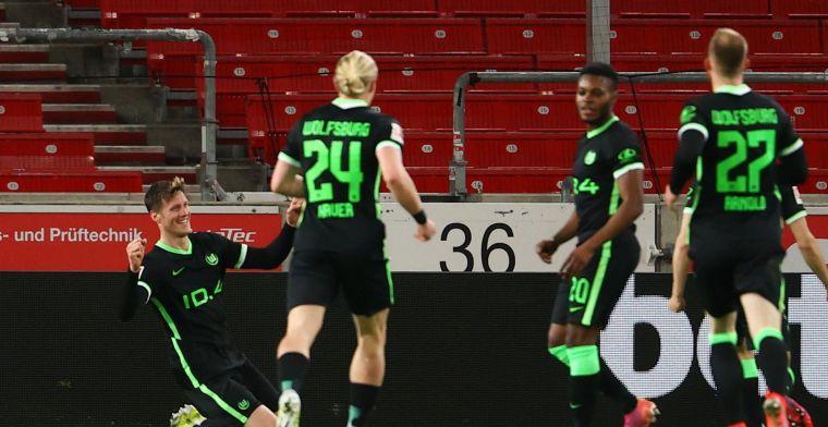 Weghorst wéér belangrijk, Dortmund doet goede zaken voor Champions League-plekken