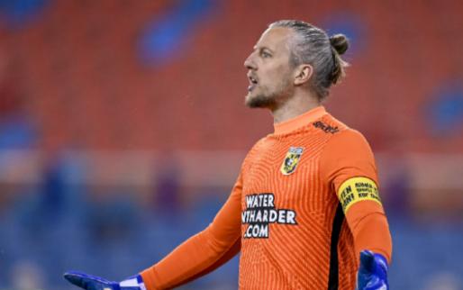 Pasveer kiest voor Vitesse-vertrek: 'Het is zijn goed recht er niet op in te gaan'