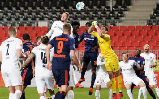 Slapende reus wordt niet wakker: Ex-club Vincent Kompany zit vast in tweede klasse