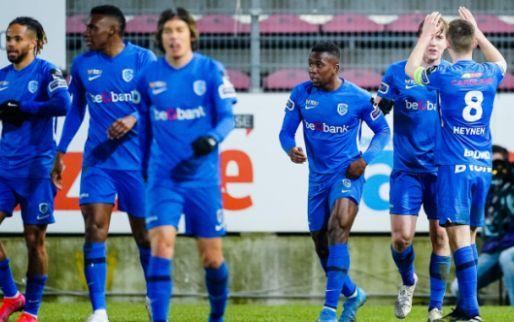 """Vossen vergelijkt KRC Genk met Club Brugge: """"Ze zijn een voorbeeld voor België"""""""