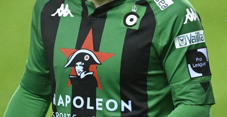 Courtois doet beklag over gokreclame in voetbalwereld: 'Buig je daar eens over'