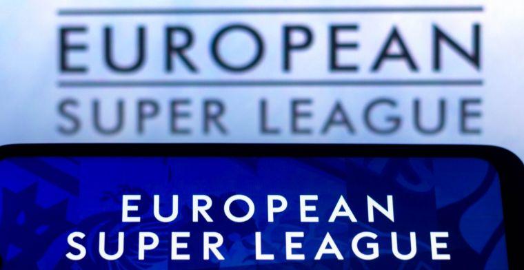 Super League-tijdlijn: hoe de nieuwe topcompetitie binnen 48 uur al instortte