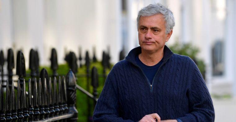 'Merkwaardige laatste dag Mourinho: Spurs-spelers krijgen waarheid te horen'