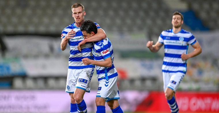 De Graafschap wil met twijfelende aanvaller Eredivisie in: 'Bizarre gemiddelden'