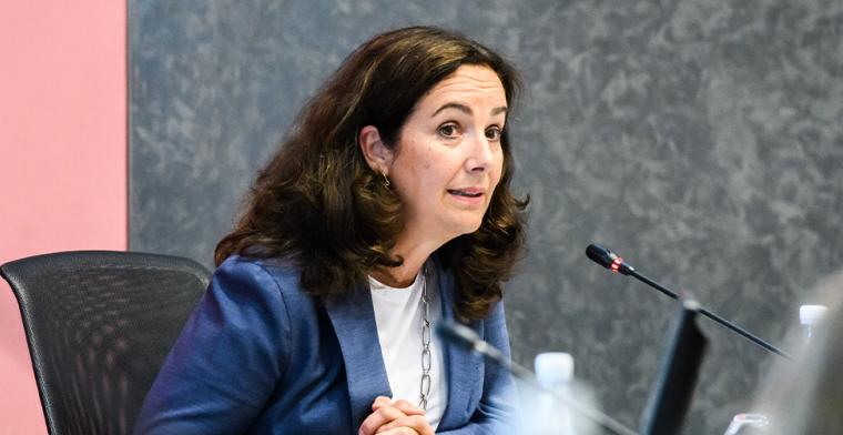 Halsema trekt lessen uit Ajax-bijeenkomsten: 'Er wordt op excessen gehandhaafd'