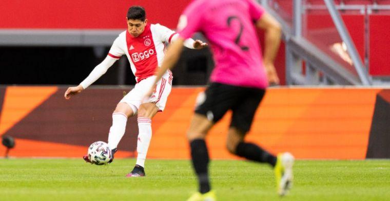 LIVE: Ajax zoekt na 1-1 van Álvarez naar winnende tegen Utrecht (gesloten)