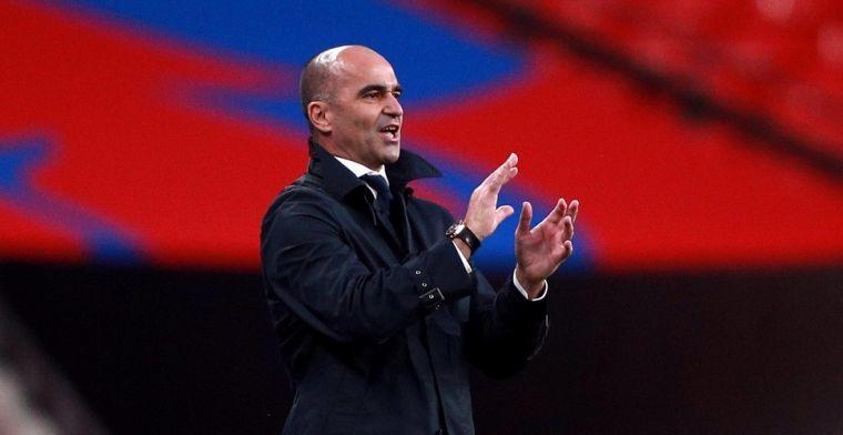 'Na vertrek van Mourinho kan bondscoach Martinez coach van Tottenham worden'