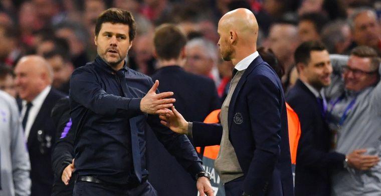 Engelse pers: Spurs maakt profielschets, Ten Hag één van de kandidaten
