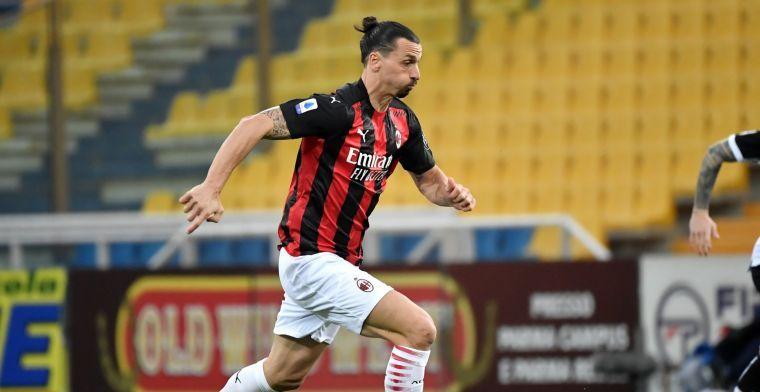 Ready to unleash, always: Zlatan ook volgend seizoen in shirt van AC Milan