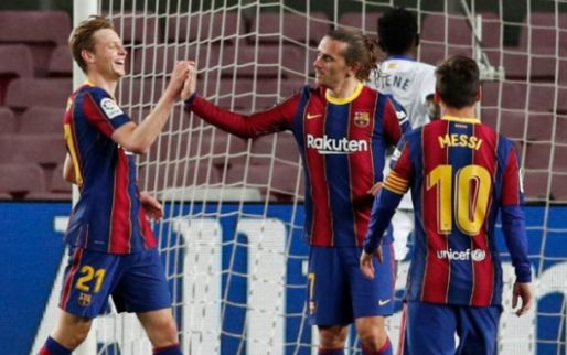 Spaanse media zien 'onbetwiste leider' op Barça-middenveld: 'Een brute assist'