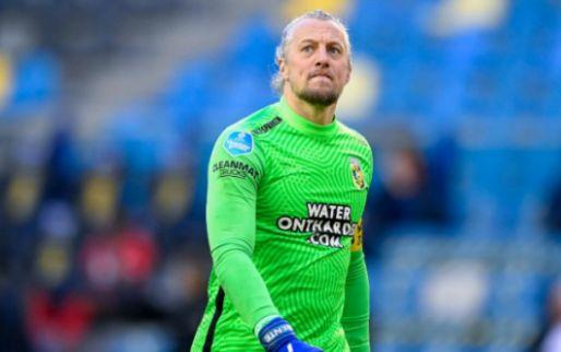 'Pasveer dichtbij nieuw Vitesse-contract, gesprekken na Ajax-interesse stopgezet'