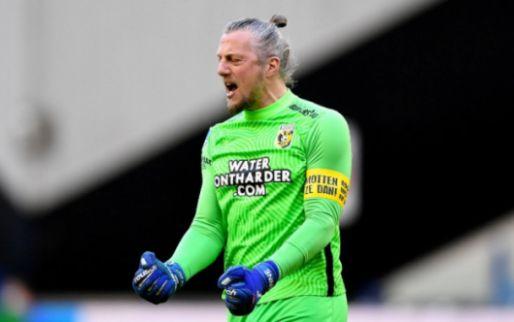 Officieel: Pasveer verlaat Vitesse en gaat strijd aan met Stekelenburg bij Ajax