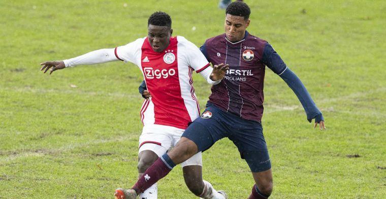 Ajax-flop voelde zich in de steek gelaten in Amsterdam: 'Niet eens bij reserves'