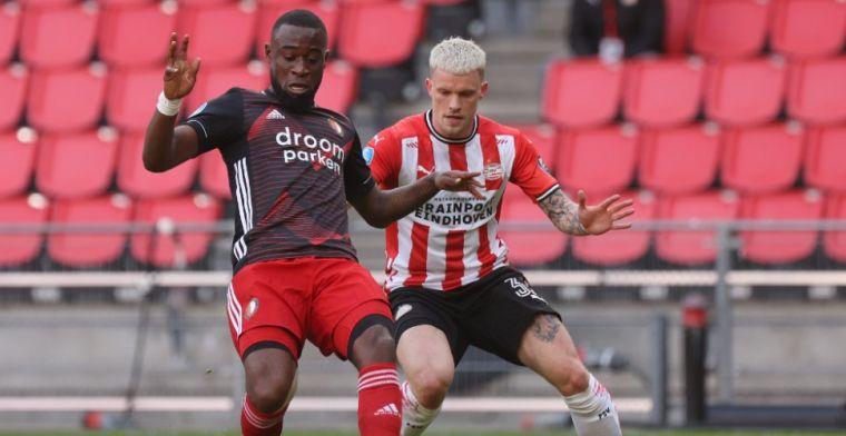 Vertrouwen in goede eindklassering Feyenoord: 'Mooi Ajax te verslaan in De Kuip'