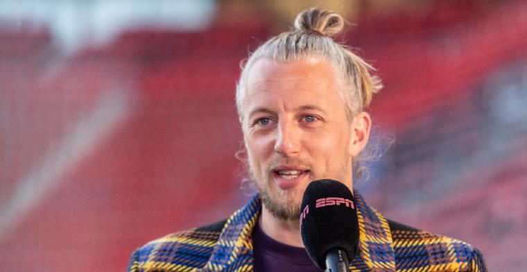 Overmars en Pasveer vertellen over Ajax-transfer: 'Toen meldde Overmars zich'