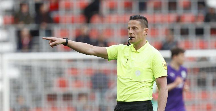 Discutabele penalty voor PSV: 'Ontzettend zuur en onrechtvaardig dat dit gebeurt'