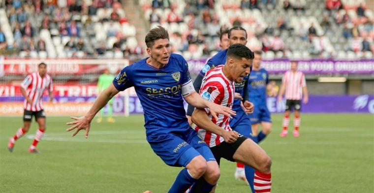 Post loopt leeg na weer een nederlaag: 'Het zit niet goed in deze spelersgroep'