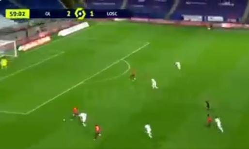 GOAL: David toont waarde weer voor Lille en hangt bordjes in evenwicht tegen Lyon