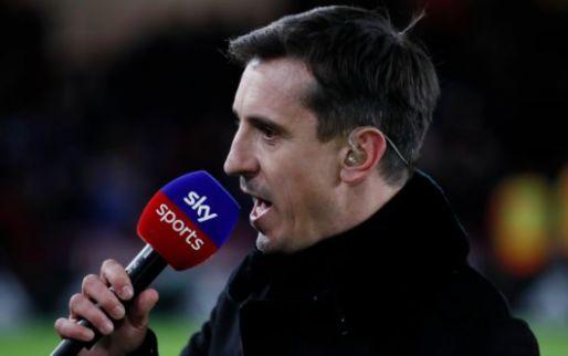 Afbeelding: Neville: 'Hoe zit het met Ajax? PSV? Feyenoord? Deze ongelooflijke clubs...'