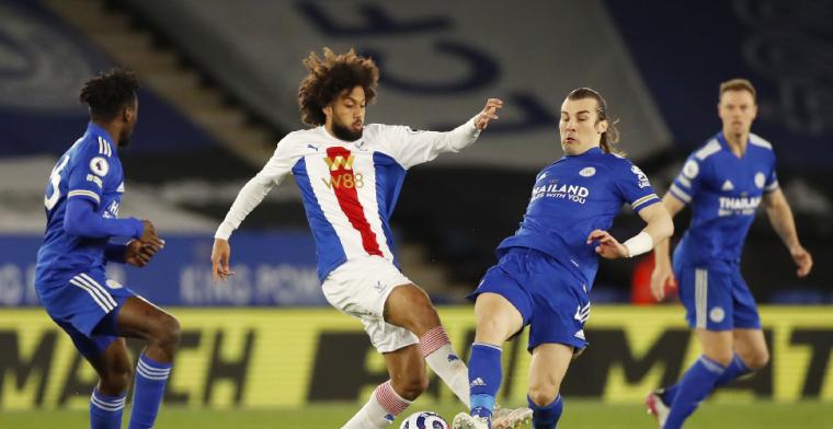 Leicester City ontsnapt en ziet Champions League steeds dichterbij komen