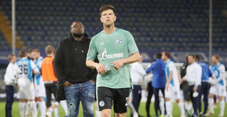 'Drietal wil niet meer spelen voor Schalke, Huntelaar mogelijk tóch belaagd'