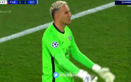 Manchester City kantelt de wedstrijd en komt zelfs op een 1-2 voorsprong