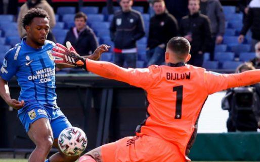 Afbeelding: Openda zat bijna bij Feyenoord: