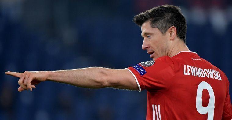 'Lewandowski overweegt vertrek bij Bayern: agent praat met Europese topclubs'