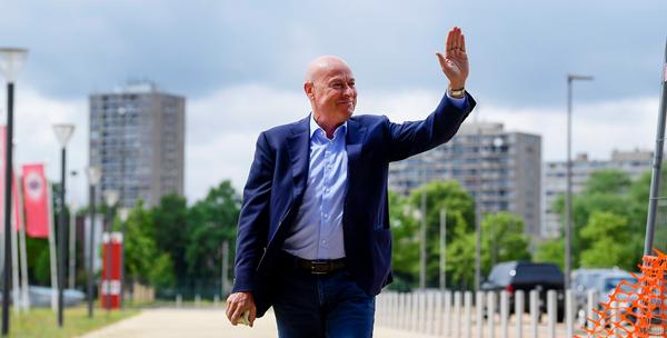 Antwerp zoekt opvolger D'Onofrio: 'Terugkeer oude bekende is optie'