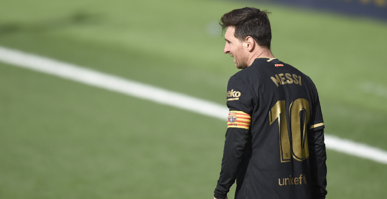 'Messi gaat akkoord met salarisverlaging van 50%, Barcelona presenteert plan'