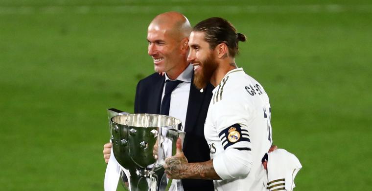 'Ramos hervat Real-groepstraining en is mogelijk op tijd fit voor cruciaal duel'